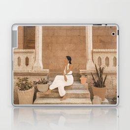 On the Steps Laptop & iPad Skin