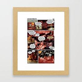 Cathair Apocalypse 01-06 Framed Art Print