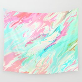 Sea of Spring Wall Tapestry