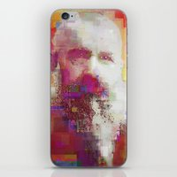 monet iPhone & iPod Skins featuring Claude Monet by Steve W Schwartz Art