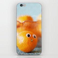 Hi, Little Cutie! iPhone & iPod Skin