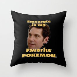 Smeargle is Paul Rudd's Favorite Throw Pillow