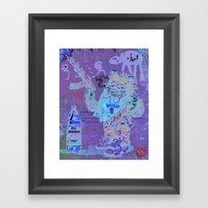 Gwok Framed Art Print