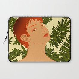 Leaf Me Be Laptop Sleeve