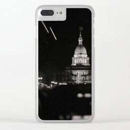 Heart of the City Clear iPhone Case