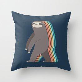 Sleepwalker Throw Pillow