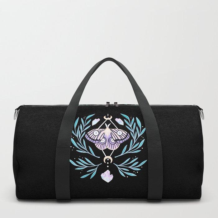 Moon Moth 01 Duffle Bag