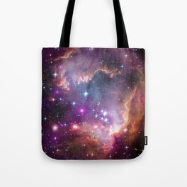 Under the Wing of the Small Magellanic Cloud Tote Bag