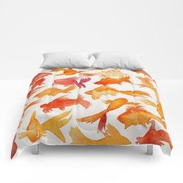 Goldfish Comforters