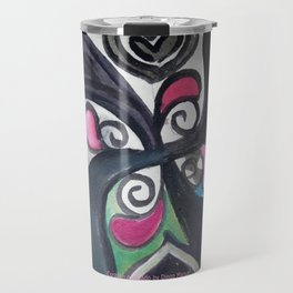 Corazon espinado (detalle) Travel Mug