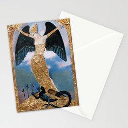 Spirits of Golgotha Stationery Cards