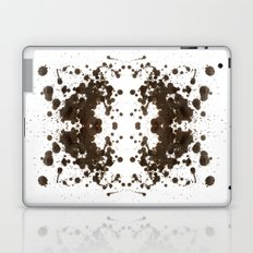 Symmetria Silver Laptop & iPad Skin