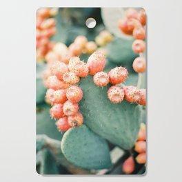 Opuntia - Ibiza - Nature photography Cutting Board
