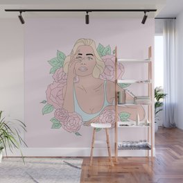 Such a Beautiful Soul Wall Mural