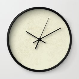 Sparkling blurry dots  no. 2 Wall Clock