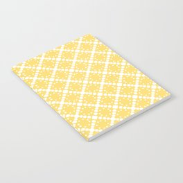 yellow square Notebook