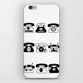 Fifties' Smartphones iPhone Skin