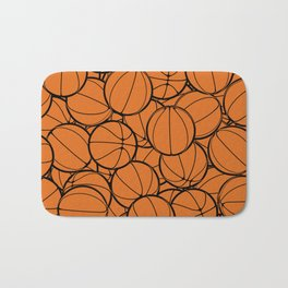 Hoop Dreams II Bath Mat