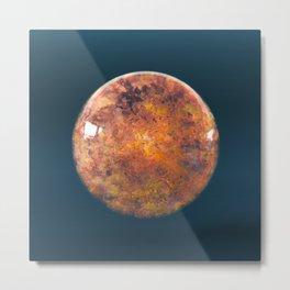 Sphere_06 Metal Print