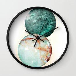 Colorado Balls Wall Clock