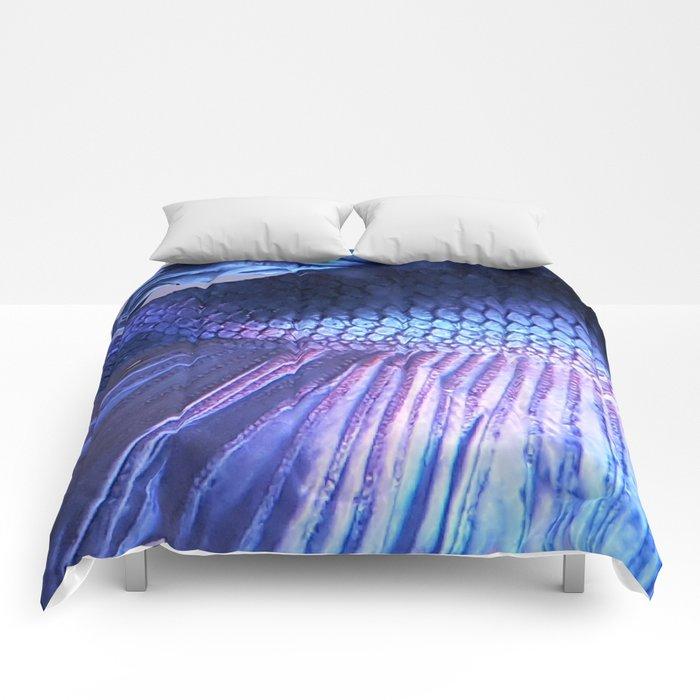 Fish Fins Comforters
