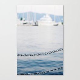 Sea theme Canvas Print