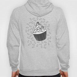 Coloring Book Cupcakes and Sprinkles Hoody