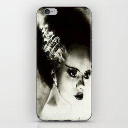 Bride of Frankenstein iPhone Skin