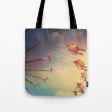 Swinging From The Sun Tote Bag