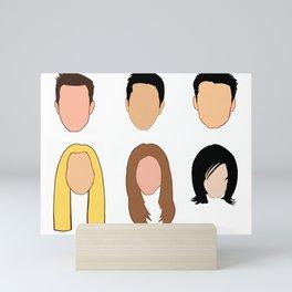 FRIENDS Mini Art Print
