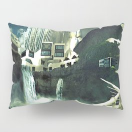 Arcadia, The Last Great City Pillow Sham