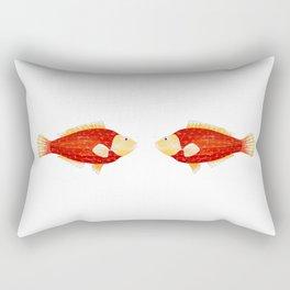 carp Rectangular Pillow