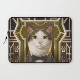 The Great Catsby Laptop Sleeve