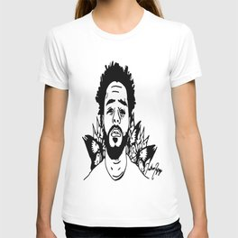 Jcole/ butterflies T-shirt