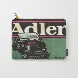 Vintage poster - Adler Typewriters Carry-All Pouch