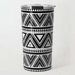 Aztec Ethnic Pattern Art N3 Travel Mug
