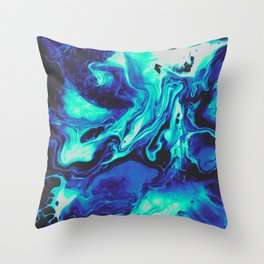 ACTS OF FEAR AND LOVE Throw Pillow