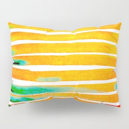 For Africa The Land of Gold Pillow Sham