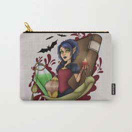 Goth elf vampire perfume Carry-All Pouch