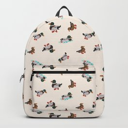 Mallard Duck Backpack