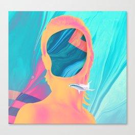 WAI$T 2 Canvas Print