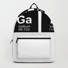 Gains Periodic Table Dark Backpack