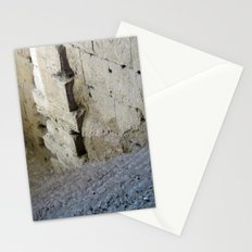 Stairway from the past. Stationery Cards