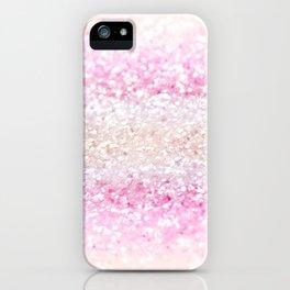 Unicorn Girls Glitter #2 #shiny #pastel #decor #art #society6 iPhone Case