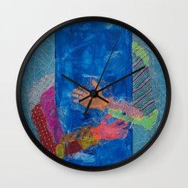 Humanitas 6 Wall Clock