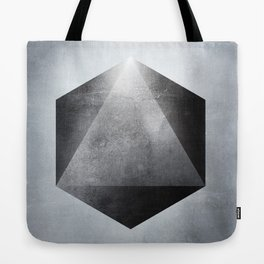 Sacred Geometry Three Tote Bag