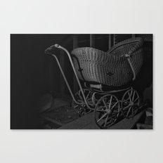 Pram Canvas Print