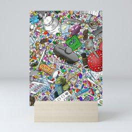 Addicted Mini Art Print