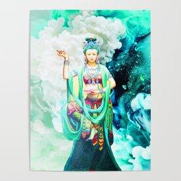 The Goddess of Mercy Poster