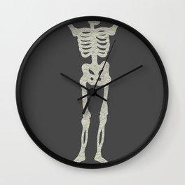 Dead Sexy Wall Clock